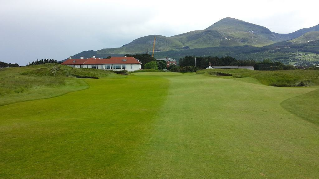 Great north links challenge for Royal county down