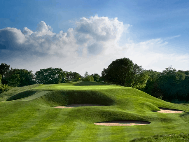 5th Hole of King's Course